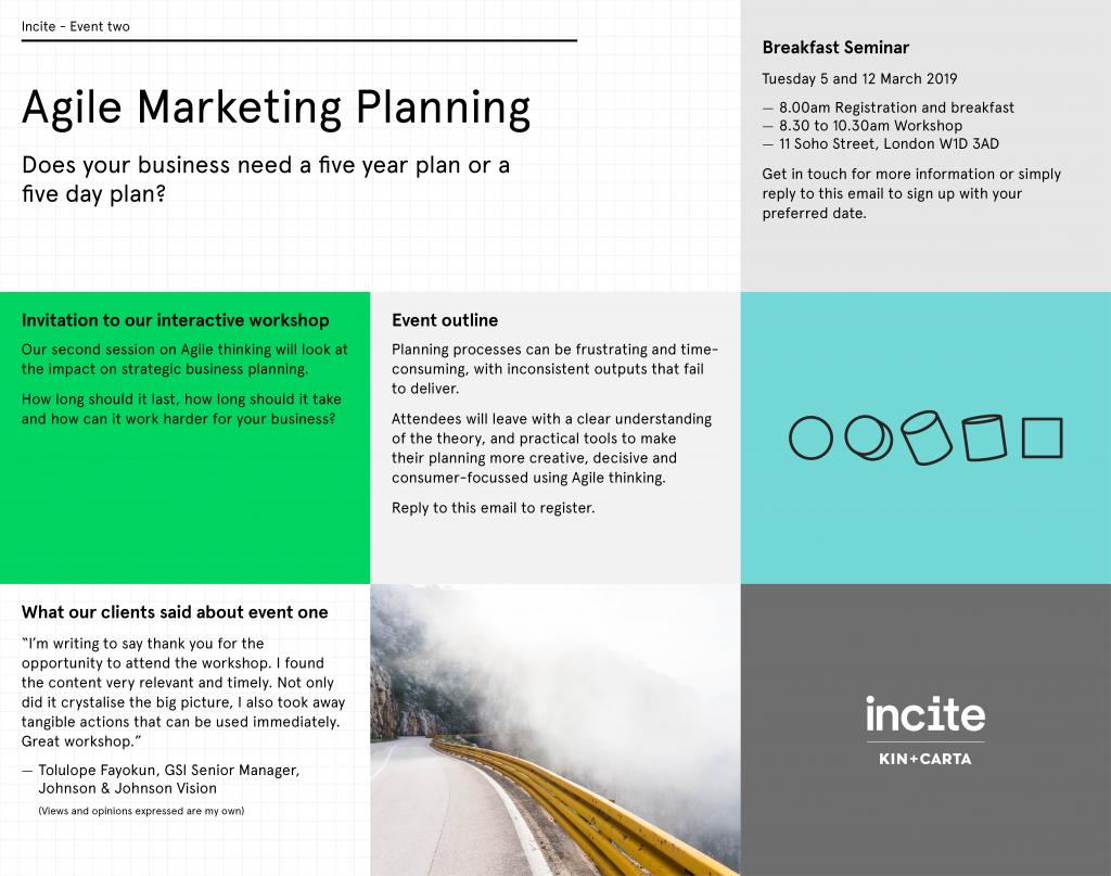 Incite | Agile Marketing Plann...